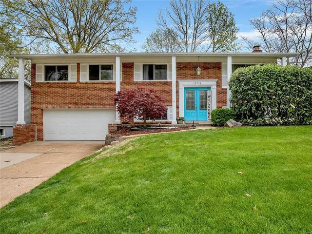 11274 Briarstone, St Louis, MO 63126 (#21023441) :: Clarity Street Realty