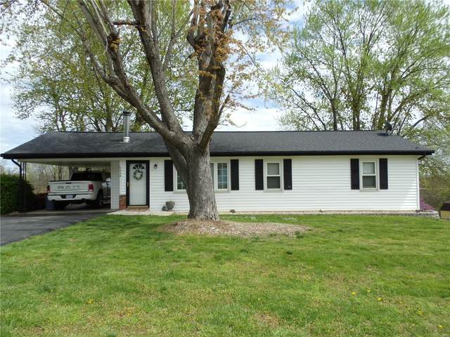 9438 Ponderosa Lane, Pevely, MO 63070 (#21023447) :: Parson Realty Group