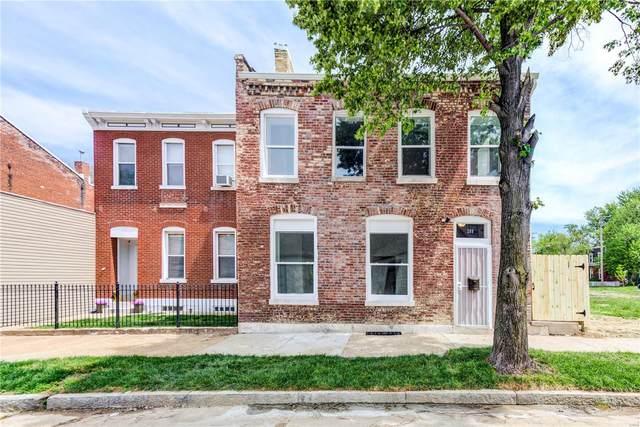 209 W Steins Street, St Louis, MO 63111 (#21023469) :: Jenna Davis Homes LLC