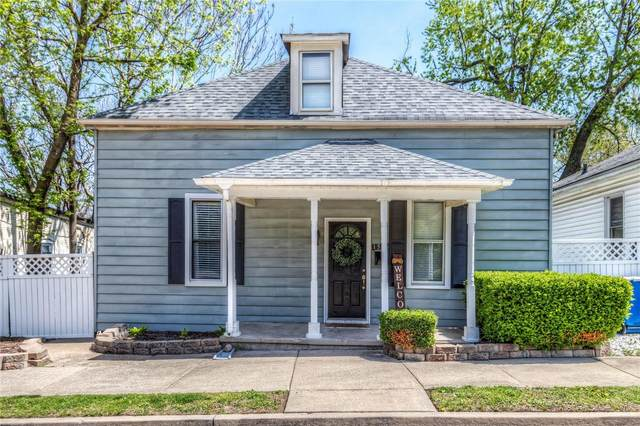 1506 N 5th Street, Saint Charles, MO 63301 (#21023492) :: PalmerHouse Properties LLC