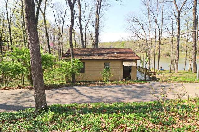 117 Cedar Lake Lane, Burfordville, MO 63739 (#21023493) :: Clarity Street Realty