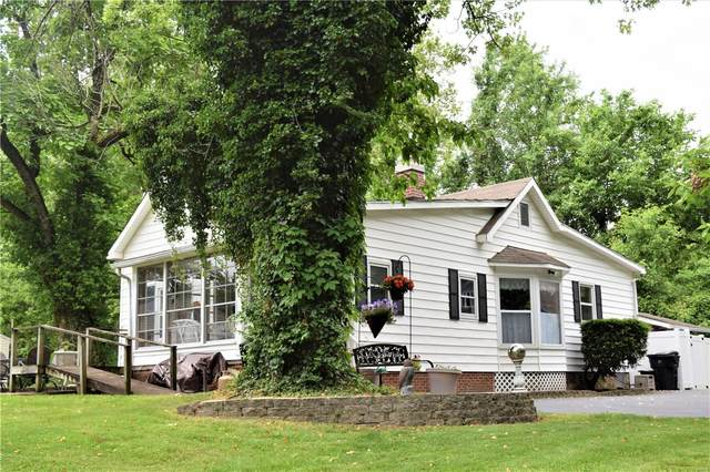 309 Bellevue Park Drive, Belleville, IL 62226 (#21023511) :: Parson Realty Group