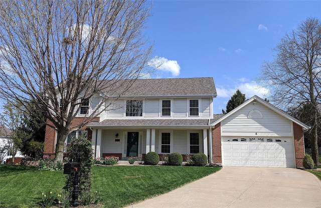 8 Judges Court, O'Fallon, MO 63368 (#21023513) :: RE/MAX Vision