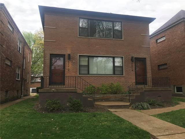 5012 Jamieson Avenue, St Louis, MO 63109 (#21023517) :: Parson Realty Group