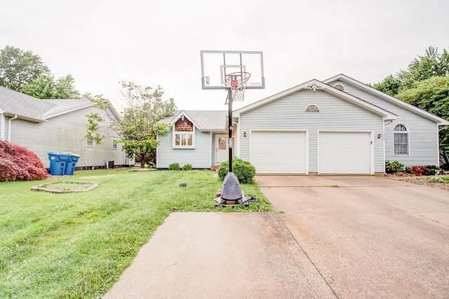 1215 Chancellor Drive, Edwardsville, IL 62025 (#21023528) :: Parson Realty Group