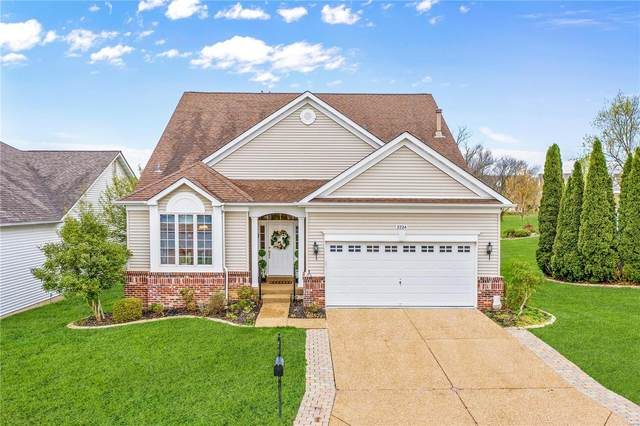 2224 Hawks Landing Drive, Lake St Louis, MO 63367 (#21023533) :: St. Louis Finest Homes Realty Group