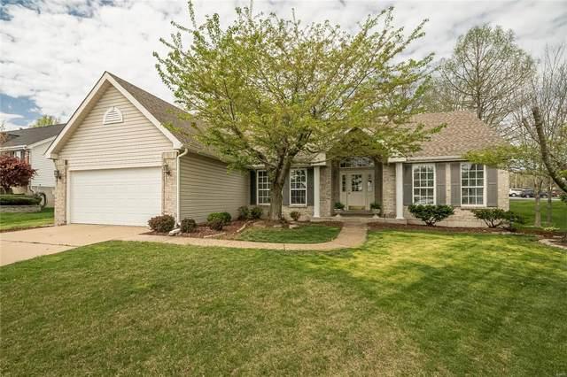 7482 Pierside Drive, Dardenne Prairie, MO 63368 (#21023538) :: PalmerHouse Properties LLC