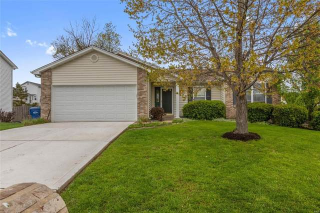 1184 Gibraltar Point Drive, Saint Charles, MO 63304 (#21023546) :: St. Louis Finest Homes Realty Group