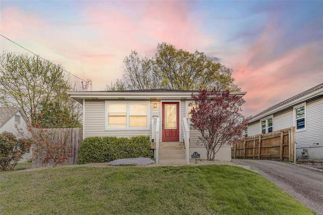2550 Oakland, Maplewood, MO 63143 (#21023557) :: RE/MAX Vision