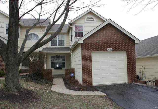 3123 Autumn Trace Drive, Maryland Heights, MO 63043 (#21023560) :: Parson Realty Group