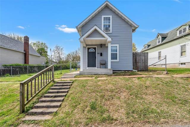 925 Erskine Ave, St Louis, MO 63125 (#21023565) :: RE/MAX Vision