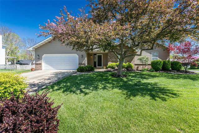 900 Rolling Meadows Drive, Maryville, IL 62062 (#21023621) :: Clarity Street Realty