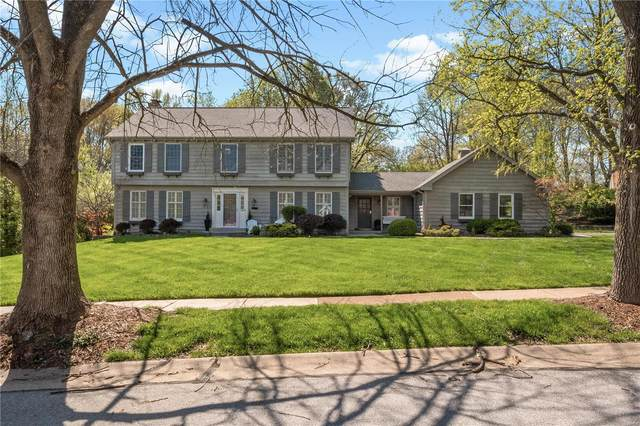 1609 Mason Valley Road, St Louis, MO 63131 (#21023626) :: Kelly Hager Group | TdD Premier Real Estate