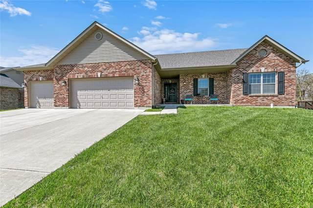 391 Carr Creek Drive, Columbia, IL 62236 (#21023633) :: Century 21 Advantage