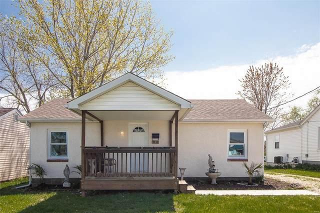 1014 Frick Avenue, Warrenton, MO 63383 (#21023653) :: Parson Realty Group