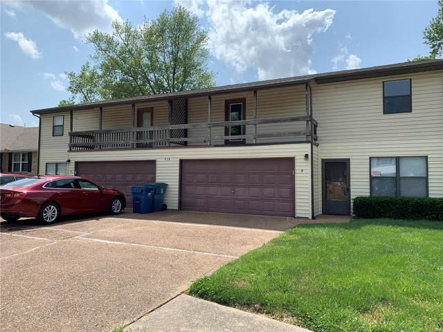 516 Bargraves Avenue A & B, Troy, IL 62294 (#21023658) :: Hartmann Realtors Inc.