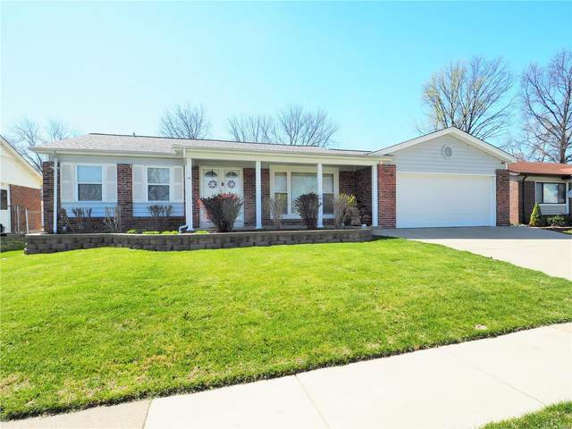2458 Whitshire Drive, Unincorporated, MO 63129 (#21023680) :: St. Louis Finest Homes Realty Group