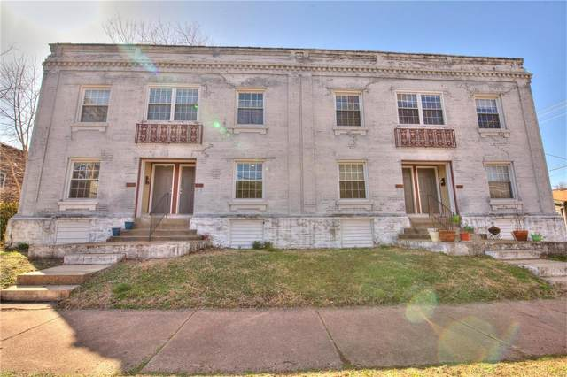 3155 Gustine Avenue, St Louis, MO 63116 (#21023694) :: Parson Realty Group