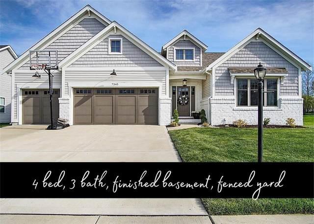 7345 Providence Drive, Edwardsville, IL 62025 (#21023701) :: Hartmann Realtors Inc.