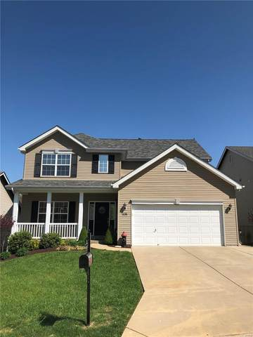 1026 Maywood, Eureka, MO 63025 (#21023704) :: Reconnect Real Estate