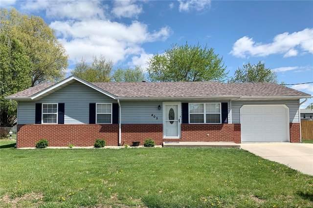405 Ackerman Place, Troy, IL 62294 (#21023720) :: Hartmann Realtors Inc.