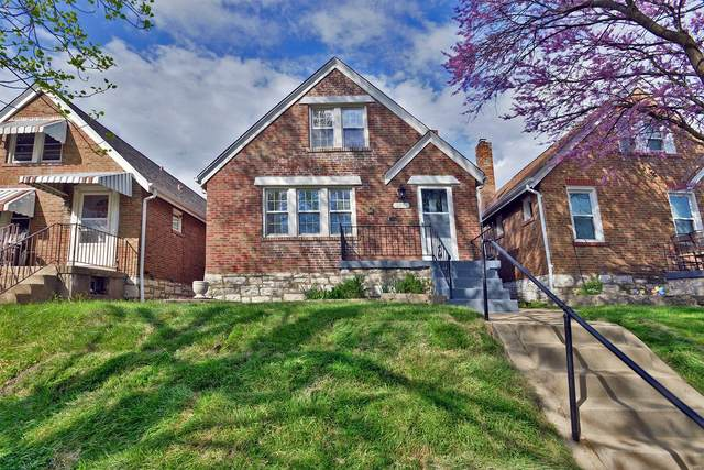 3921 Eiler Street, St Louis, MO 63116 (#21023737) :: Reconnect Real Estate