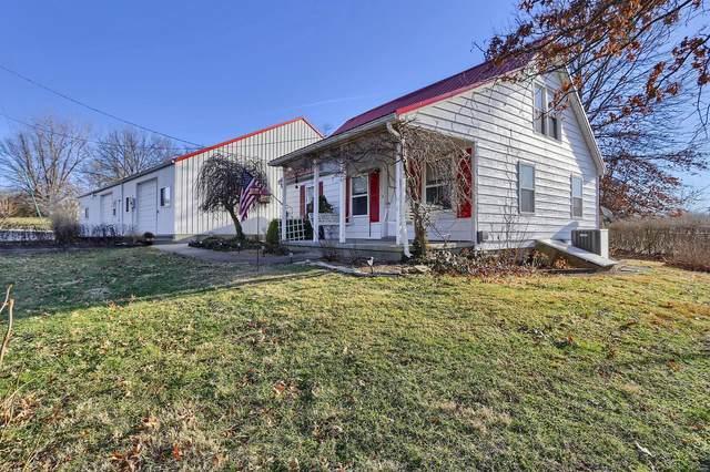 604 Old County Farm Road, Union, MO 63084 (#21023739) :: Clarity Street Realty