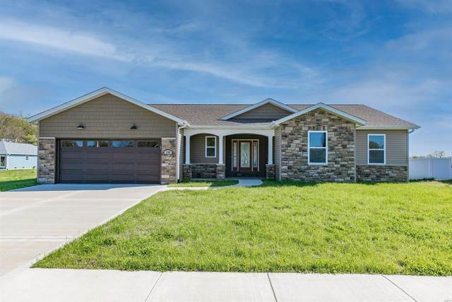 206 Geaschel Drive, Caseyville, IL 62232 (#21023747) :: Fusion Realty, LLC