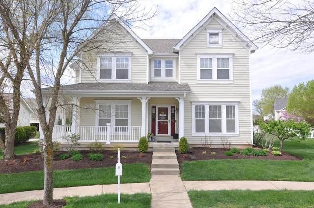 779 Thunder Hill Drive, O'Fallon, MO 63368 (#21023757) :: Reconnect Real Estate