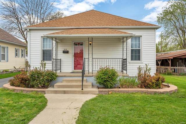 213 N 5th Street, Dupo, IL 62239 (#21023777) :: Fusion Realty, LLC