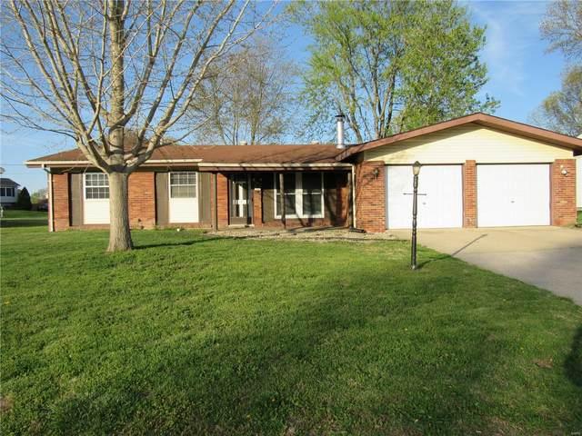 306 St. Charles Drive, Godfrey, IL 62035 (#21023796) :: Fusion Realty, LLC