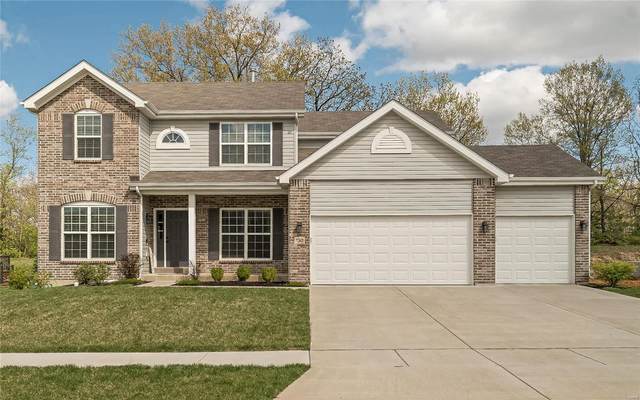 1341 Woodgrove Park Drive, O'Fallon, MO 63366 (#21023802) :: Parson Realty Group