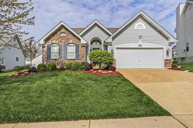 3846 Park Place Estates Drive, Bridgeton, MO 63044 (#21023807) :: Clarity Street Realty