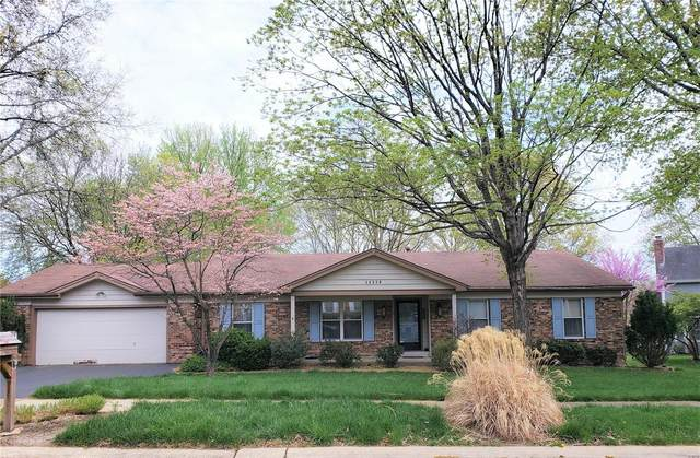 14338 Stablestone Court, Chesterfield, MO 63017 (#21023809) :: Parson Realty Group