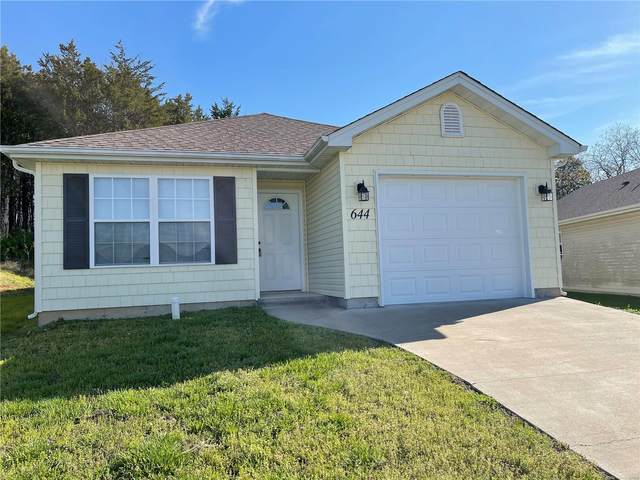 644 Lindsey Drive, Union, MO 63084 (#21023812) :: Clarity Street Realty