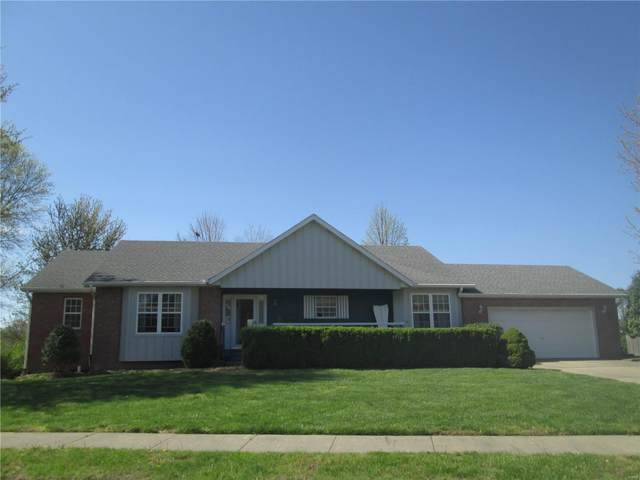 115 Mckendree Park Road, Lebanon, IL 62254 (#21023818) :: St. Louis Finest Homes Realty Group