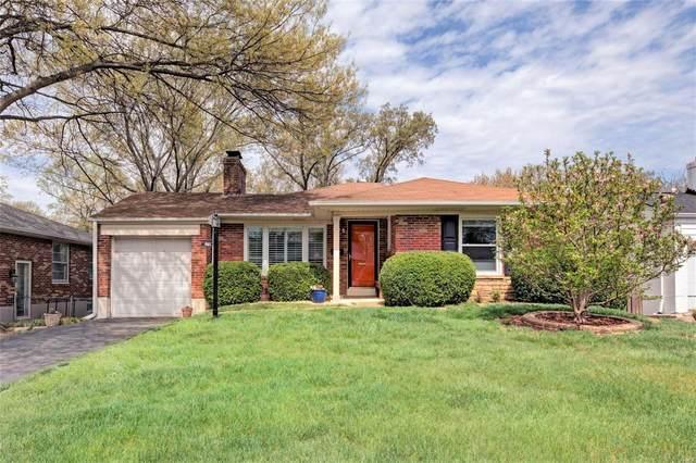 961 Glenbrook Avenue, St Louis, MO 63122 (#21023839) :: Clarity Street Realty