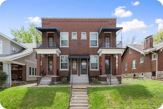 4938 Itaska, St Louis, MO 63109 (#21023844) :: PalmerHouse Properties LLC