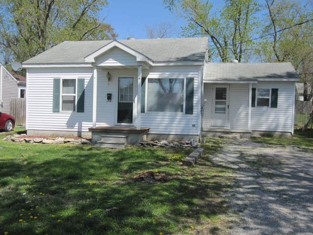 713 S Arch Street, Jerseyville, IL 62052 (#21023848) :: Tarrant & Harman Real Estate and Auction Co.