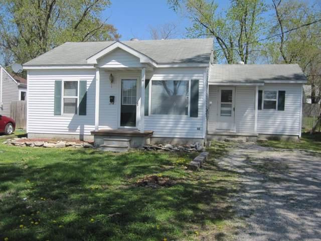 713 S Arch Street, Jerseyville, IL 62052 (#21023848) :: Clarity Street Realty
