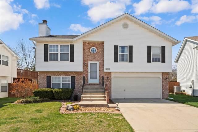 311 Sweetwater Lane, O'Fallon, IL 62269 (#21023850) :: Hartmann Realtors Inc.