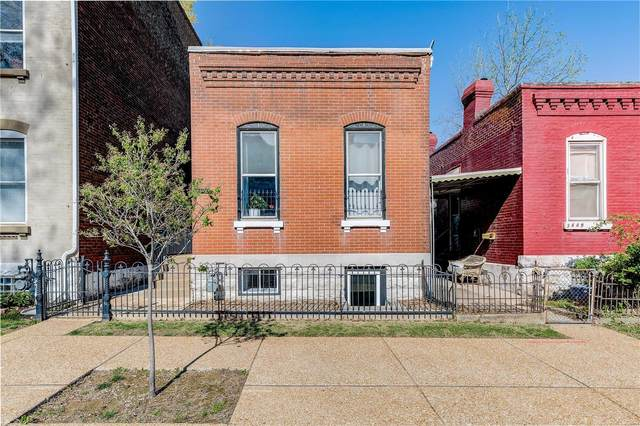 3451 Wisconsin Avenue, St Louis, MO 63118 (#21023851) :: Parson Realty Group