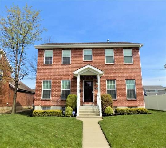3913 Blaine Avenue, St Louis, MO 63110 (#21023914) :: Parson Realty Group