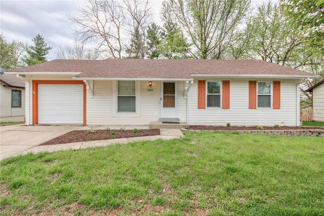 2453 Pheasant Run Drive, Maryland Heights, MO 63043 (#21023925) :: Terry Gannon | Re/Max Results