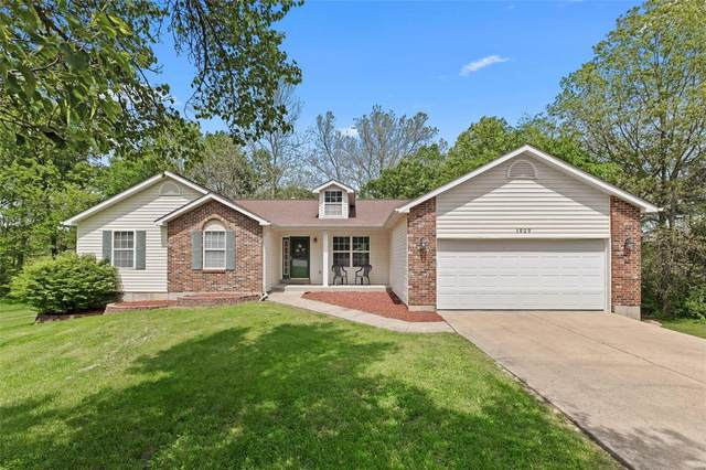 1929 Kesha Court, Pacific, MO 63069 (#21023934) :: Kelly Hager Group | TdD Premier Real Estate