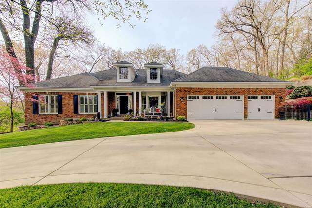 1470 Chesterfield Estates Drive, Chesterfield, MO 63005 (#21023950) :: Parson Realty Group