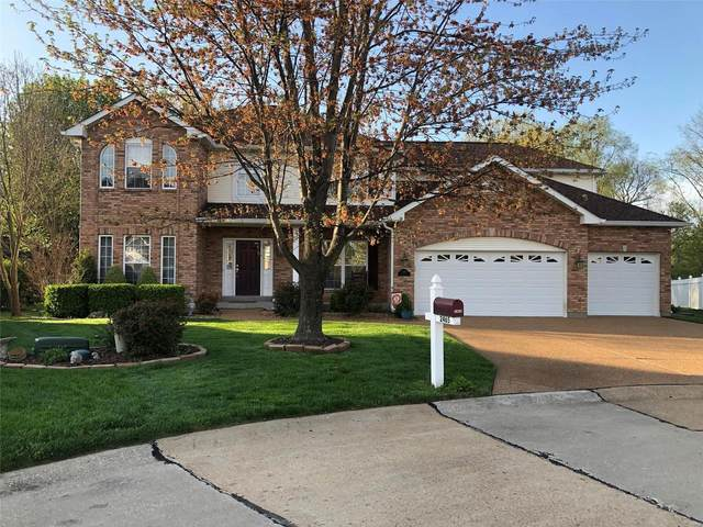 2465 Boardwalk Place, St Louis, MO 63129 (#21023982) :: Reconnect Real Estate