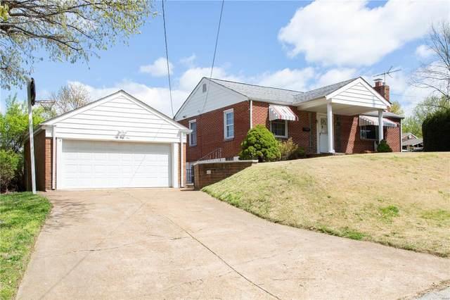 469 Bluff Drive, St Louis, MO 63137 (#21024006) :: Hartmann Realtors Inc.