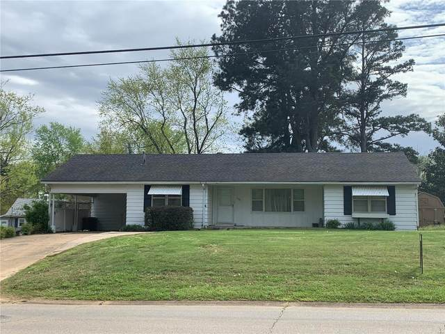 1732 Barron Road, Poplar Bluff, MO 63901 (#21024024) :: St. Louis Finest Homes Realty Group