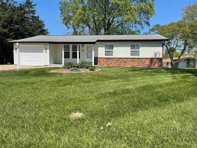 103 E Airwood Drive, Rosewood Heights, IL 62024 (#21024026) :: St. Louis Finest Homes Realty Group